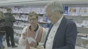 """Didier Reynders op stap met werkloze vrouw: """"Of ik 11.000 euro per maand waard ben? Dat vind ik wel"""""""
