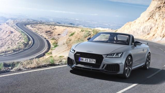 Audi stopt met bekende sportwagens