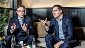 """Woordvoerder Bart De Wever over Wouter Van Besien (Groen) na onthulling over meerderheid met N-VA: """"Liegen is niet netjes"""""""