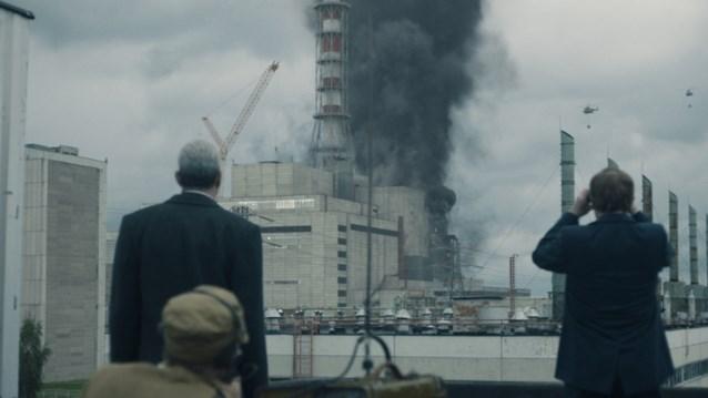 Minireeks 'Chernobyl' steekt gevestigde topseries voorbij
