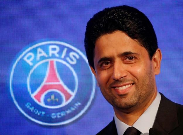 """PSG-voorzitter Nasser Al-Khelaïfi in verdenking gesteld van """"actieve corruptie"""" in poging WK atletiek binnen te halen"""