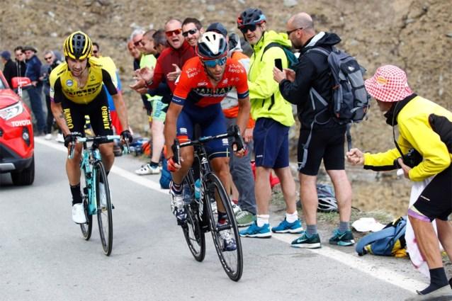 Het klassement van de Giro ligt overhoop: Roglic behoudt pole position, andere favorieten mogen roze droom opbergen