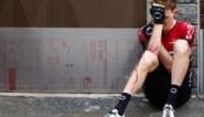 Team Ineos verliest jong talent in dertiende Giro-etappe als gevolg van valpartij