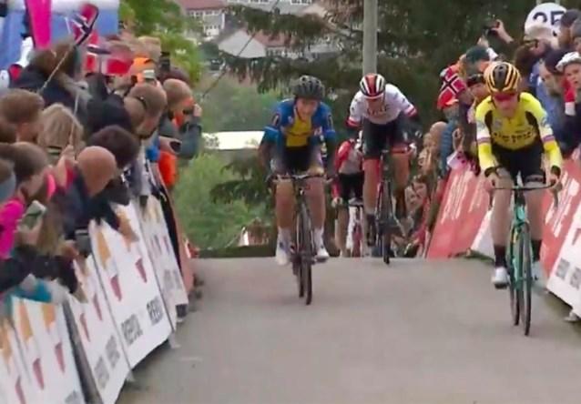 Jumbo-Visma wint Hammer Climb voor Lotto Soudal, Remco Evenepoel en Deceuninck-Quick Step pas zevende