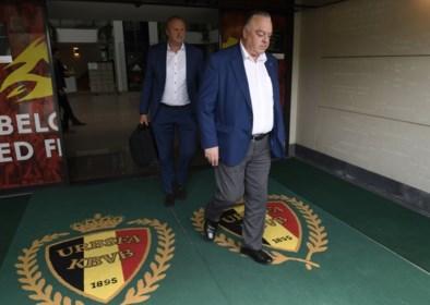 """Chef voetbal Ludo Vandewalle hoopt dat alle partijen nu ter zake komen in Operatie Propere Handen: """"Het heeft lang genoeg geduurd"""""""