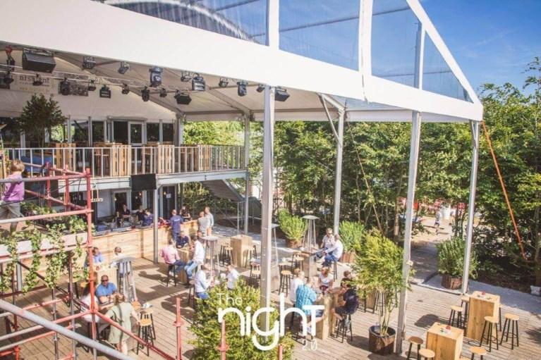 Vijf leuke zomerbars in onze Vlaamse steden
