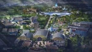 Disneyland licht tipje van de sluier fameuze uitbreidingsplannen