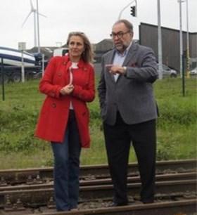 Ex-spoorbaas Marc Descheemaecker (N-VA) loopt op sporen voor campagne