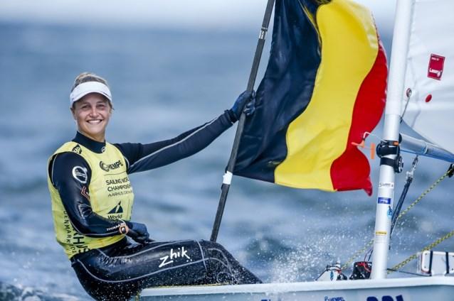Emma Plasschaert pakt brons op Europees kampioenschap Laser Radial