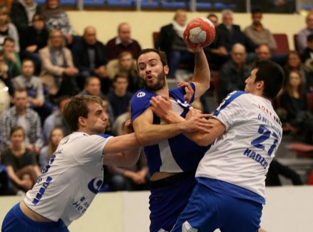 Wezet klopt Bocholt in eerste finalewedstrijd om landskampioenschap handbal
