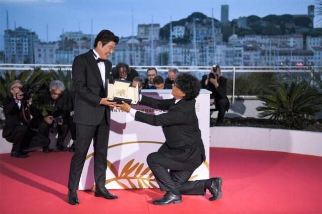 """""""Parasite"""" van Zuid-Koreaan Bong Joon Ho wint Gouden Palm op Filmfestival Cannes"""