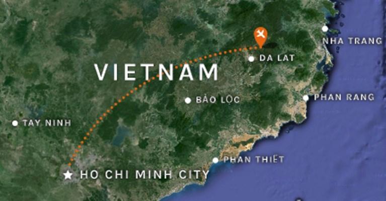 Annette overleefde als enige een vliegtuigcrash en dwaalde acht dagen alleen in de Vietnamese jungle