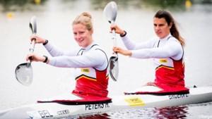 Kajakkers Peters en Broekx sprinten naar zilver in de A-finale wereldbeker Poznan