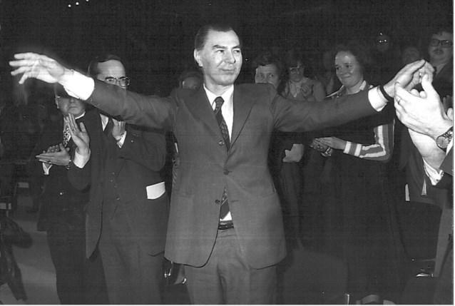 Niemand deed bij verkiezingen ooit beter dan Leo Tindemans: wordt zijn record zondag verbroken?
