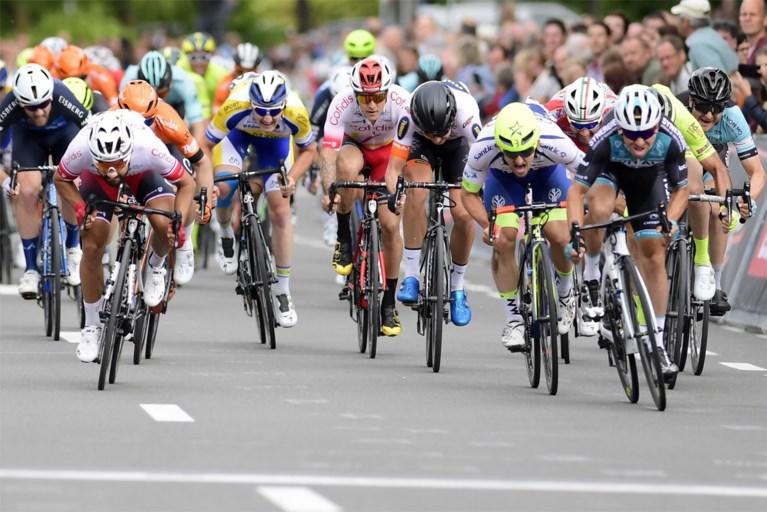 GP Marcel Kint: Bryan Coquard sprint naar de zege in openingsmanche Bingoal Cycling Cup