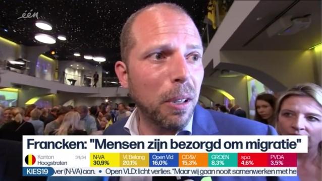 """Theo Francken gepikeerd: """"Bij de VRT zijn er veel linkse journalisten"""""""
