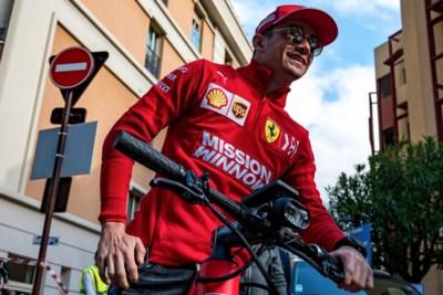 """21-jarige Charles Leclerc (Ferrari) groeide op naast het circuit van Monaco: """"Toen ik drie was, keek ik al vanop een terras naar de race"""""""