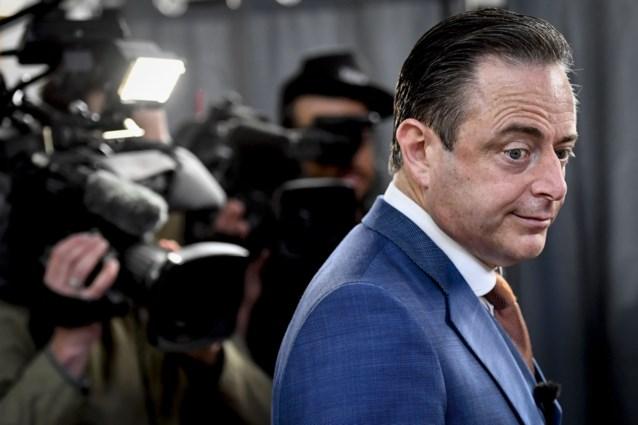 Bart De Wever sluit samenwerking met Vlaams Belang niet uit