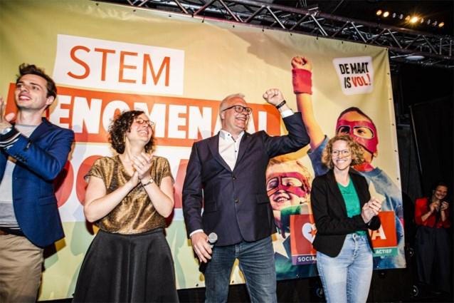 Eerste zetels ooit voor PVDA in Vlaams Parlement