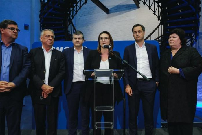 Open VLD betaalt licht verlies met kostbare zetels: de 'Maggie' is uitgewerkt