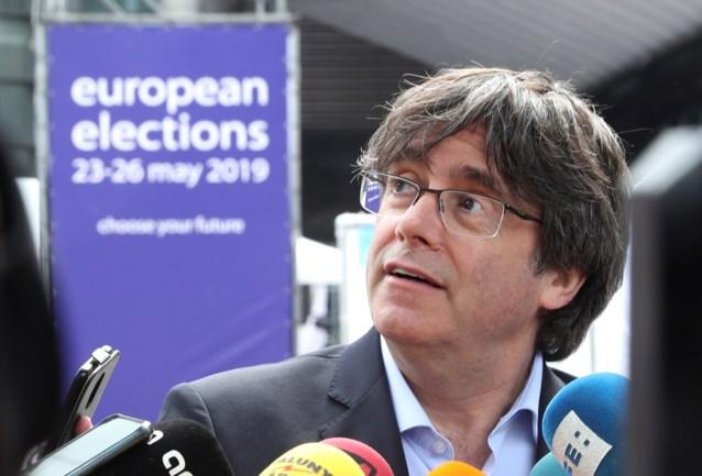 Separatisten Puigdemont en Junqueras verkozen in Spanje