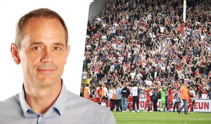 """Chef Voetbal Ludo Vandewalle: """"Kwestie van tijd alvorens de titel de enige ambitie van Antwerp wordt"""""""