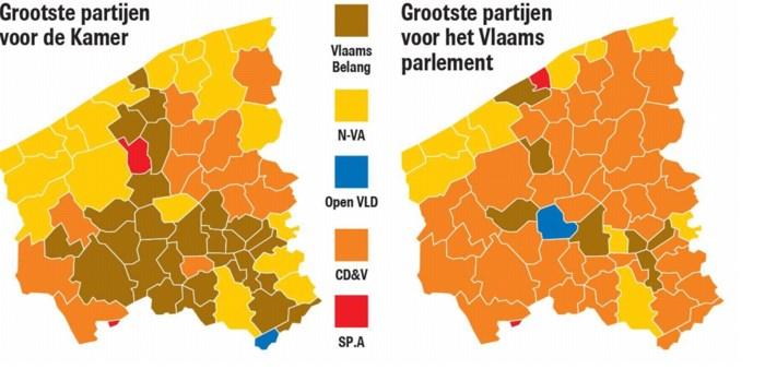 """Hoe Vlaams Belang West-Vlaanderen veroverde met posterboys: """"Jong, soft en professioneel"""""""