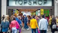 Het gaat niet goed met Topshop: reeks sluitingen aangekondigd