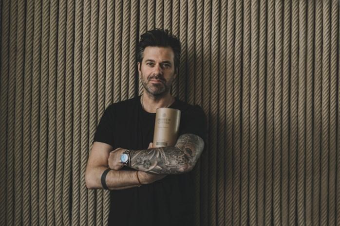 """Sterrenchef Sergio Herman lanceert nu ook een eigen koffielabel: """"Het leven is te kort voor slechte koffie"""""""