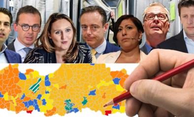 LIVE. Verkiezingen 2019: de regeringsvorming kan beginnen