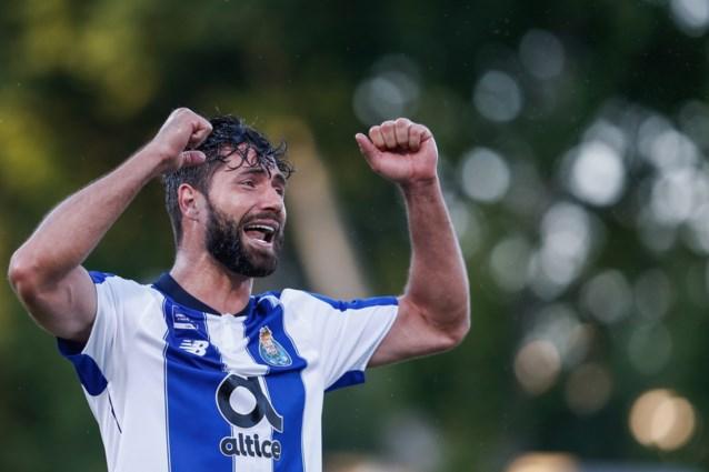 Atletico Madrid neemt Braziliaan Felipe over van Porto