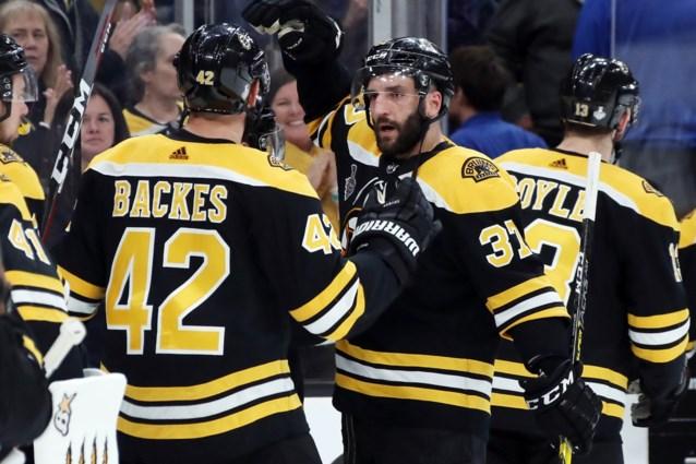Boston wint eerste duel in Stanley Cup tegen Saint-Louis