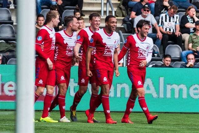 Dessers en Boussaid plaatsen zich voor finale van Nederlandse play-offs en houden met FC Utrecht uitzicht op Europa