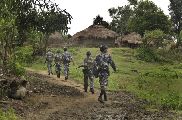 "Amnesty International: ""Leger Myanmar begaat oorlogsmisdaden in Rakhine"""