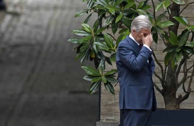 Nog geen koninklijke uitnodiging voor Vlaams Belang