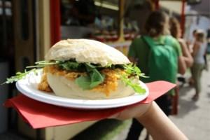 Vlasmarkt heeft twee jaar geen eetkramen tijdens Gentse Feesten (behalve Botramkot)