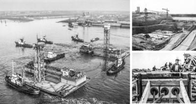 Vijftig weetjes over een halve eeuw Kennedytunnel
