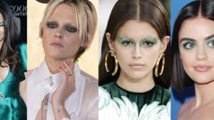 De trend bij Hollywoodsterren: een streepje groen