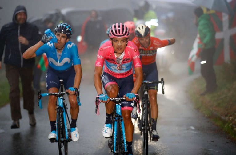 """Mikel Landa: """"Ik kan de Giro nog winnen, waarom zou ik dat niet geloven?"""""""