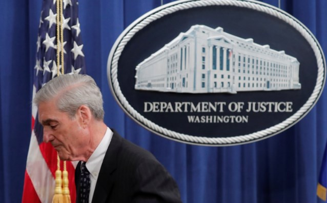 Onderzoek naar Russische inmenging bij presidentsverkiezingen: speciaal aanklager Mueller stopt ermee