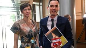 """Cieltje Van Achter (N-VA) over formatiegesprekken Brussel: """"Groen negeert signaal van kiezers"""""""