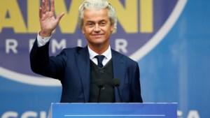 Twitter blokkeert Geert Wilders