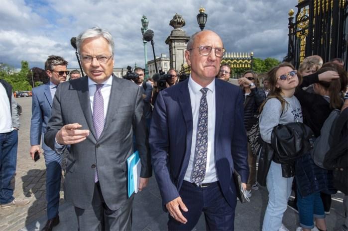Wat zijn de informateurs Didier Reynders (MR) en Johan Vande Lanotte (SP.A) van plan?