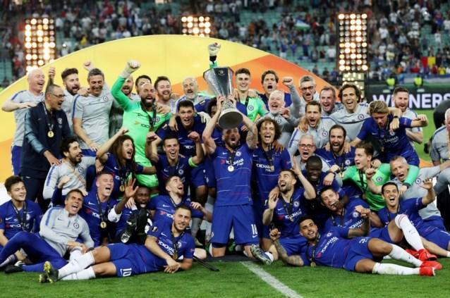 Zege van Chelsea in Europa League is goed nieuws voor Club Brugge