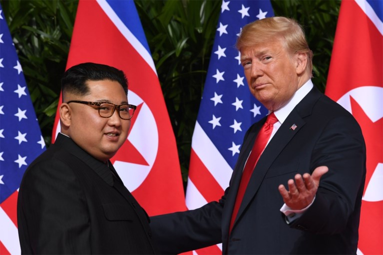 """Eerst de top tussen Trump en Kim voorbereid, nu geëxecuteerd wegens """"spionage"""""""