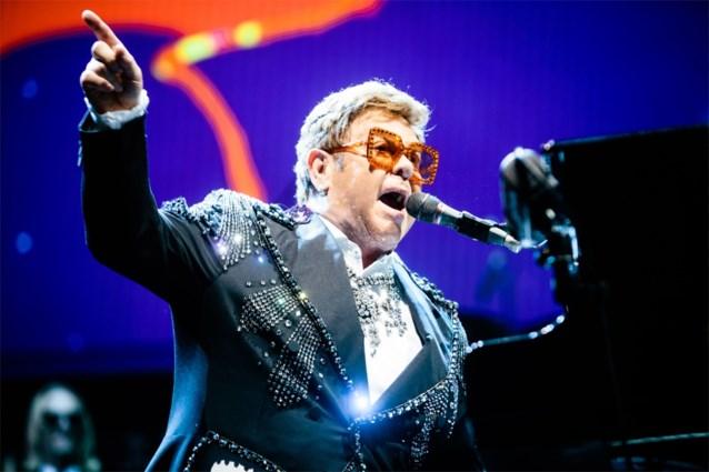 """Britse zanger Elton John houdt vurig pleidooi tegen Brexit tijdens afscheidstournee: """"Ik ben geen achterlijke koloniale idioot"""""""