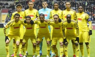 Ooit was de <I>sky the limit </I>en speelde Mbark Boussoufa er samen met Roberto Carlos en Samuel Eto'o, nu dreigt het faillissement voor Anzhi