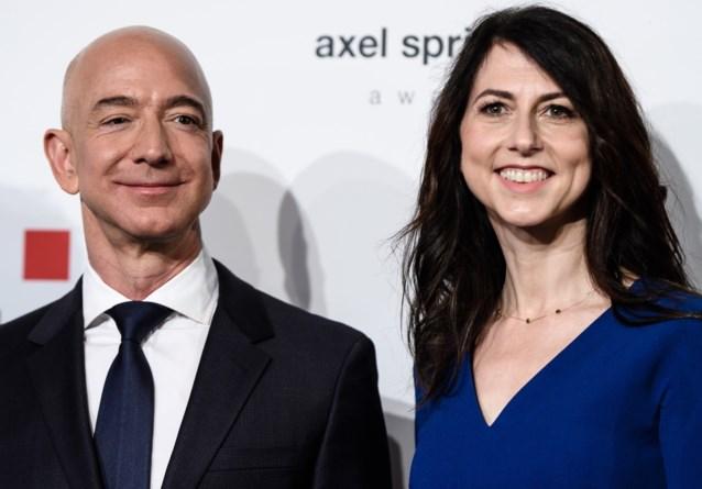Duurste scheiding ter wereld is goed nieuws voor goede doelen: Mackenzie Bezos wil helft van haar fortuin wegschenken