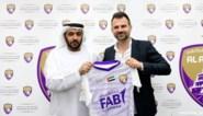 """Ivan Leko over zijn avontuur bij Al-Ain: """"Dit is het Real Madrid van de Emiraten"""""""