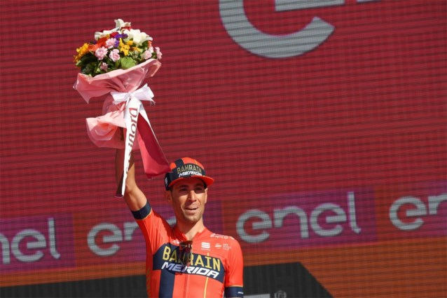 """Vincenzo Nibali bevestigt deelname aan Tour de France, maar gaat niet voor het klassement: """"Wie weet mik ik wel op de bergtrui"""""""